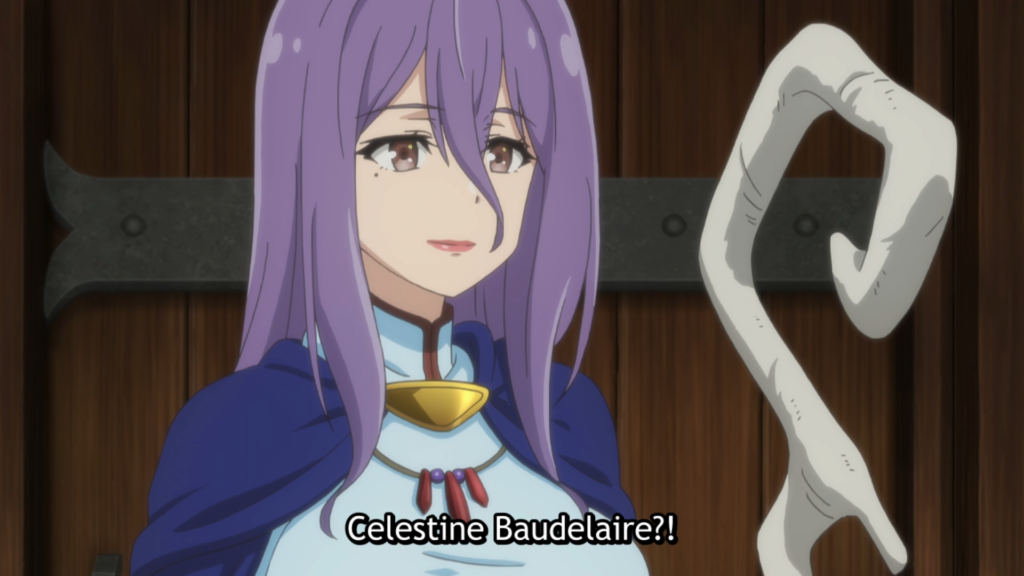 How Not to Summon a Demon Lord Ω Episode 7 - Celestine Baudelaire