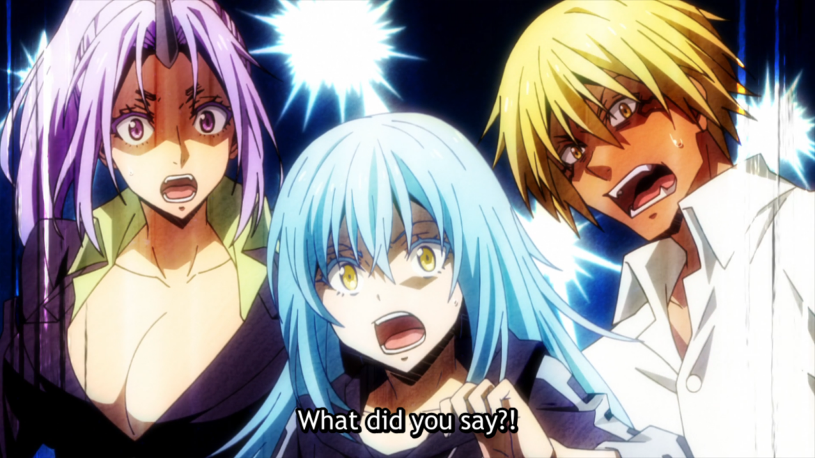 That Time I Got Reincarnated as a Slime Episode 39 Review