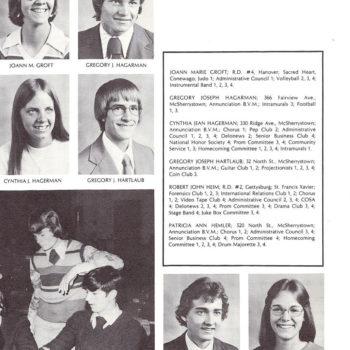 Bob Heim - 1977 - Delone Catholic Hig