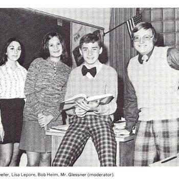 Bob Heim - at Delone Catholic High School