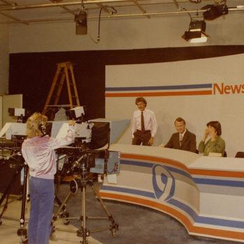 "R.J. Heim - 1984 - ""NewsWatch9"