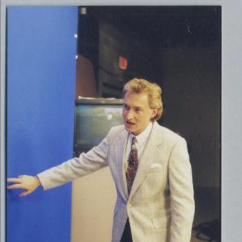 """R.J. Heim - 1990's - """"NewsWatch 10"""" WJAR-TV"""