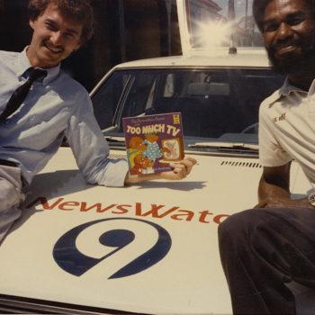 R.J. Heim - NewsWatch9 - 1984 - Palmer Cablevision - Naples