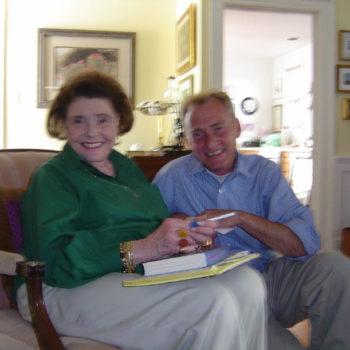 R.J. Heim and the Legendary Actress