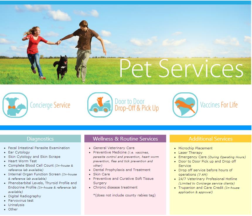 ez vet pet health care center