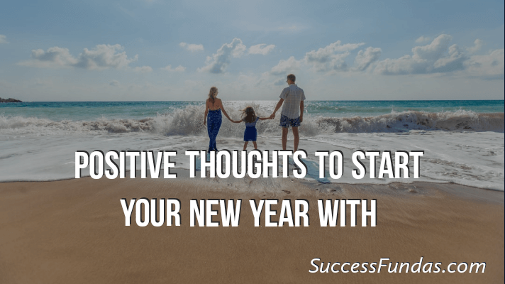 Positive quotes to start your new year with