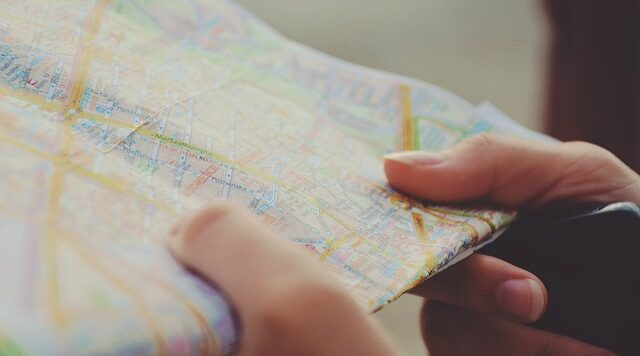 Holistic financial planning is like a map to your destination.