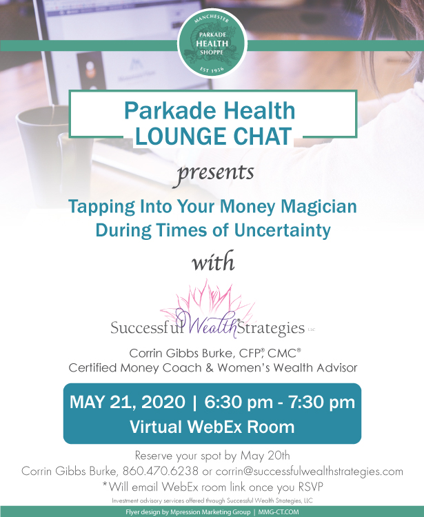 parkade health lounge chat