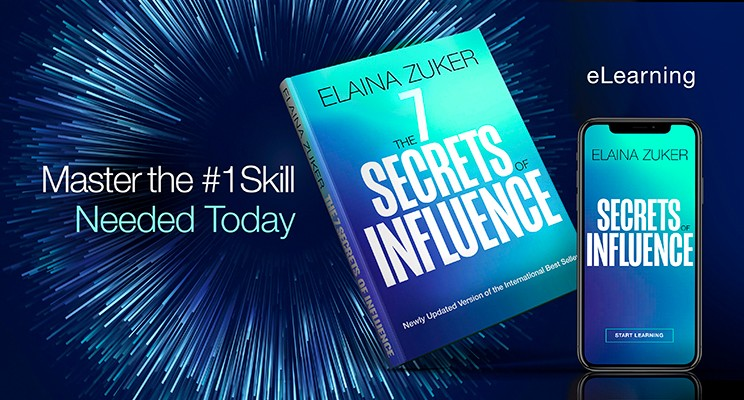 7 Secrets will lead to influence success.