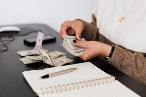 Verify incoming vs. outgoing financials.