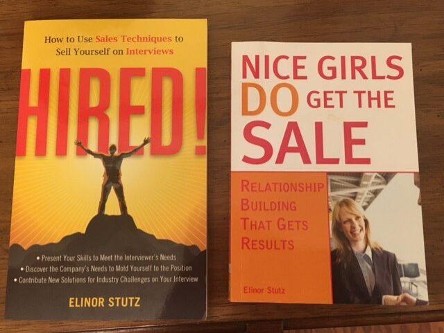 Amazon Author's Page - Elinor Stutz