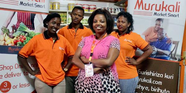 Trailblazing online shopping in Rwanda