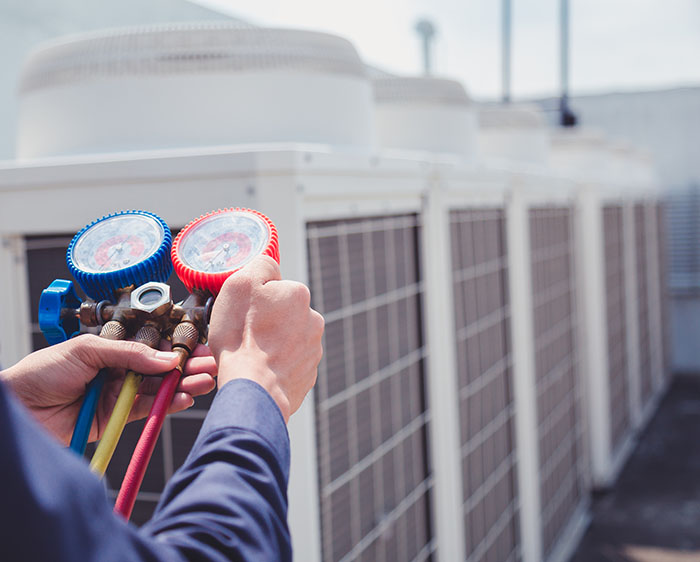 Commercial Air Conditioner Service