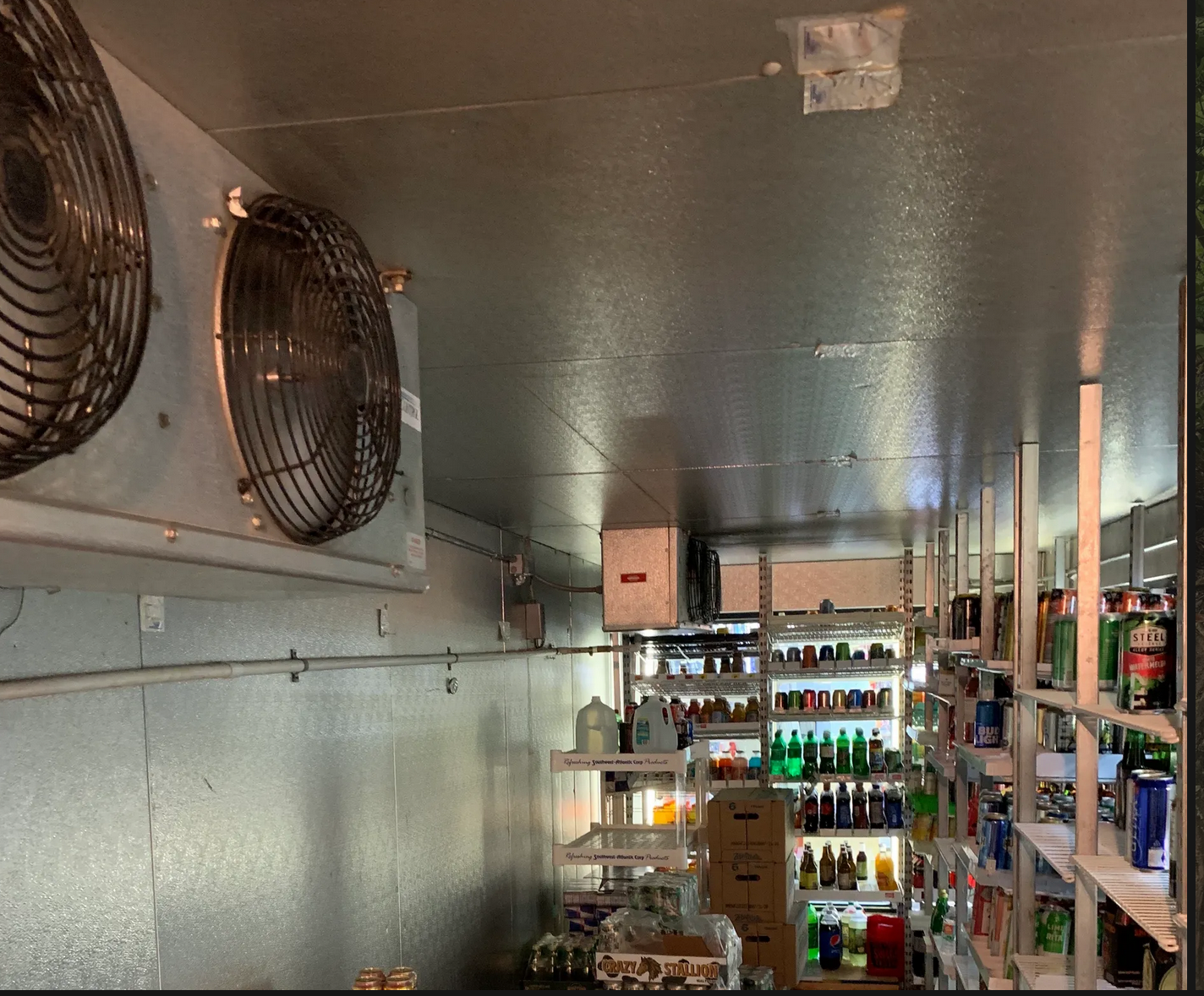 Commercial Unit Installation
