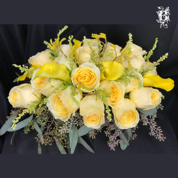 Shades of Yellow Roses