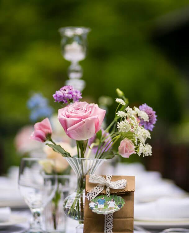 Wedding Flowers in Pound Ridge, NY