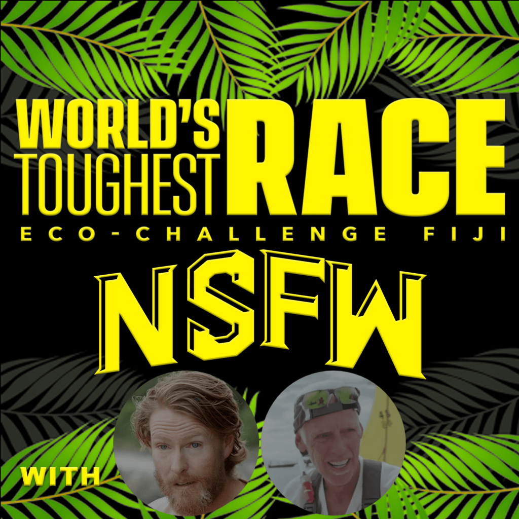 eco challenge fiji with travis and mark macy of team endure