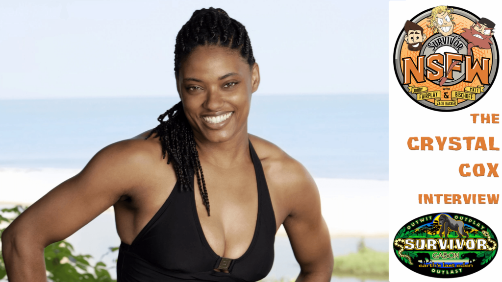 crystal cox survivor interview 2020