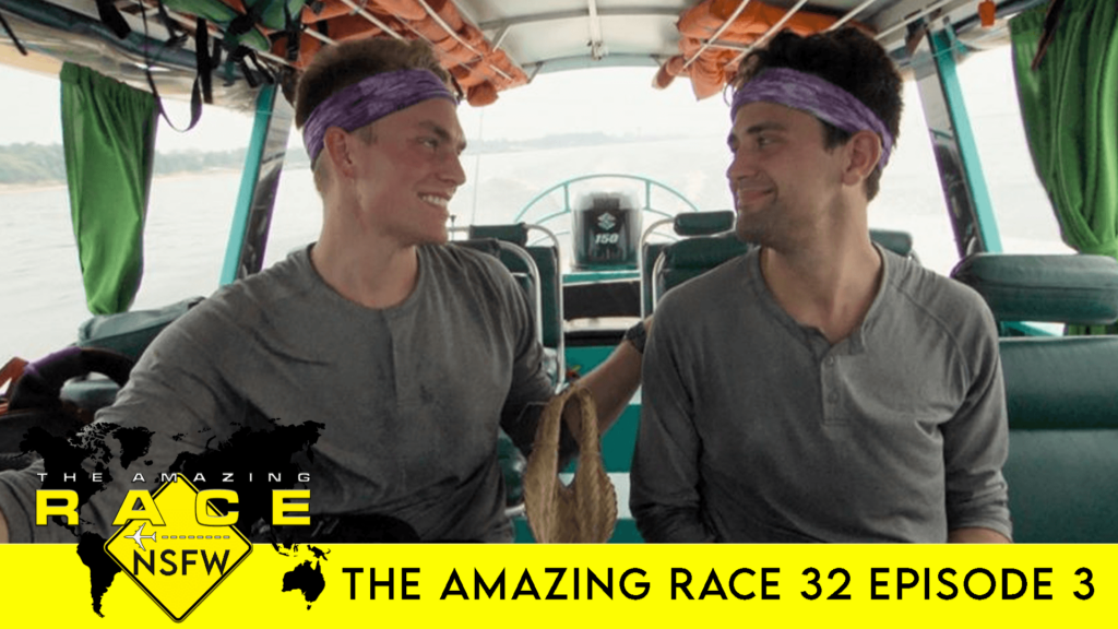 amazing race 32 episode 3