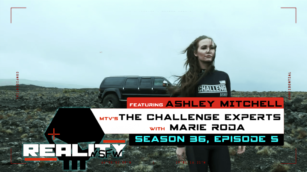 the challenge double agents episode 5