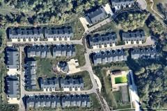 Villas Of Fox Hollow Aerial