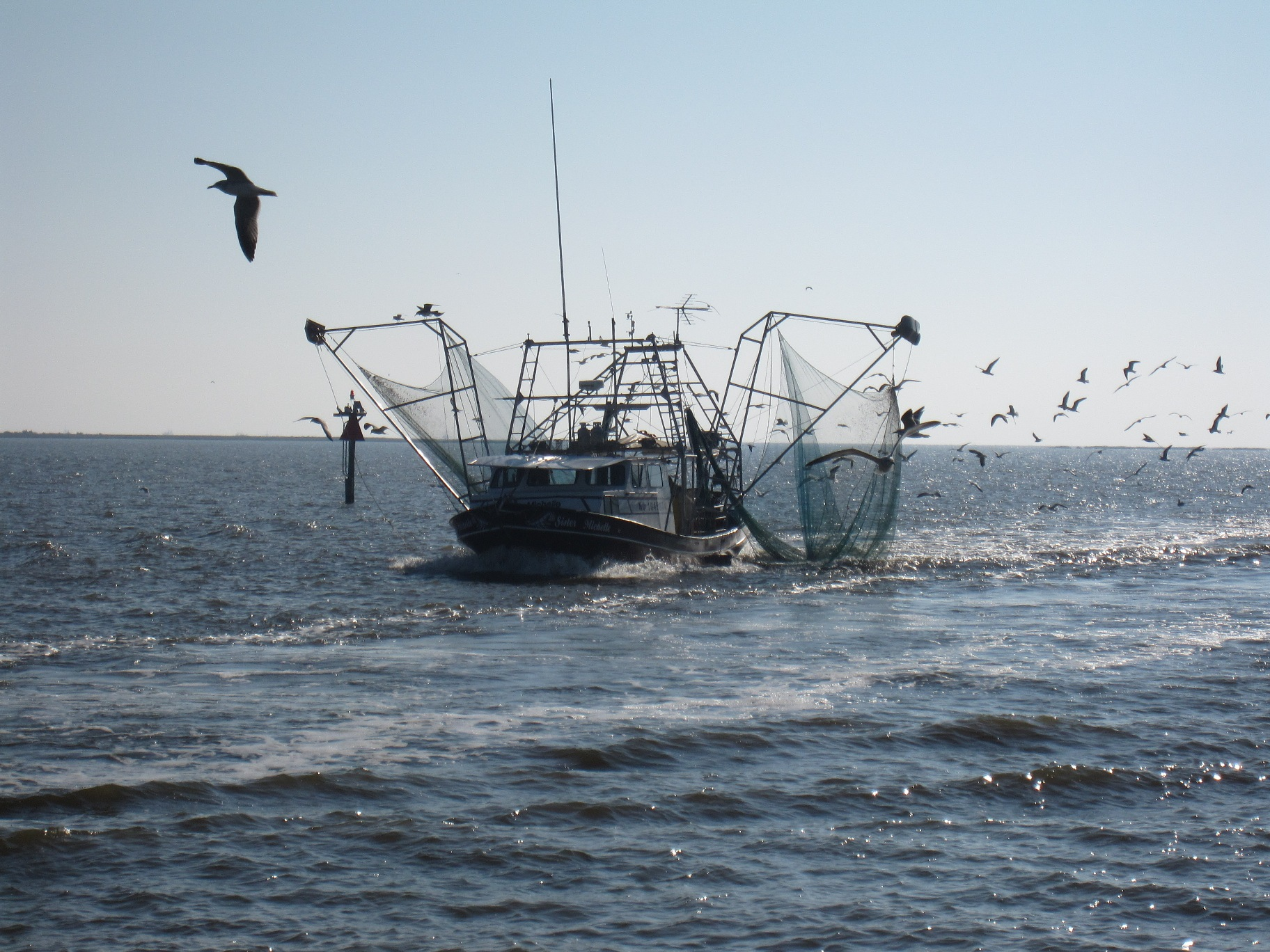 shrimp-boat
