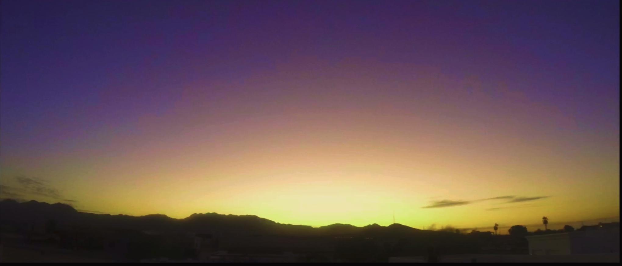 Sunset San Felipo