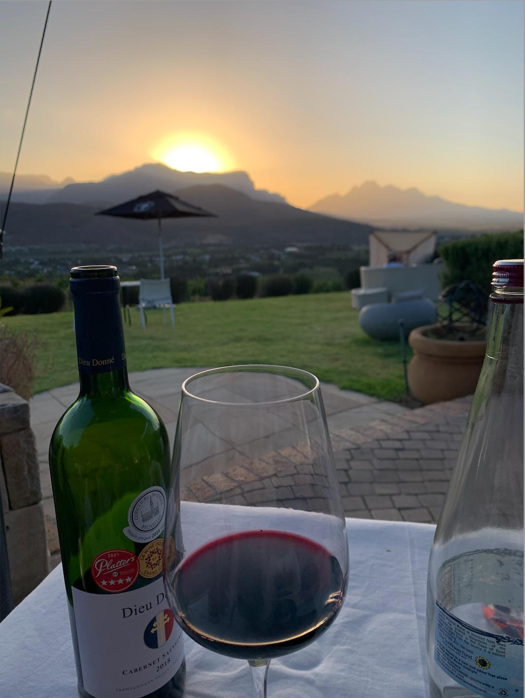 5 Wine Tastings in One Day!