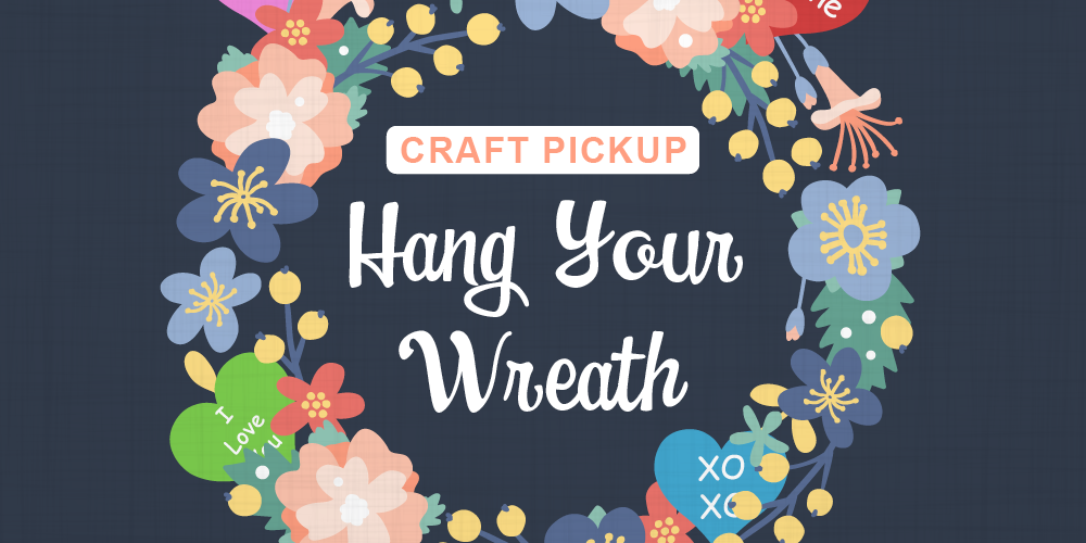Craft: Hang Your Heart Wreath @ Mangum-Howell Center | Houston | Texas | United States