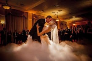 oregon wedding dj, dancing on a cloud