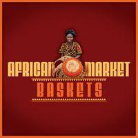 African Market Baskets