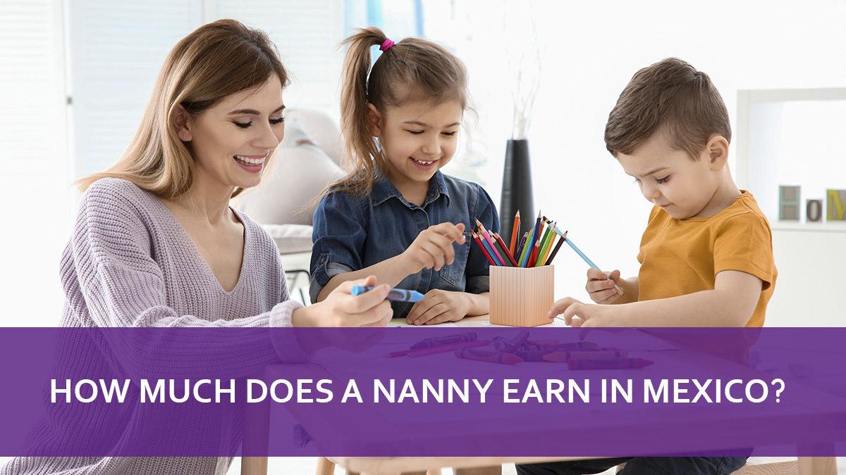 Nanny's salary