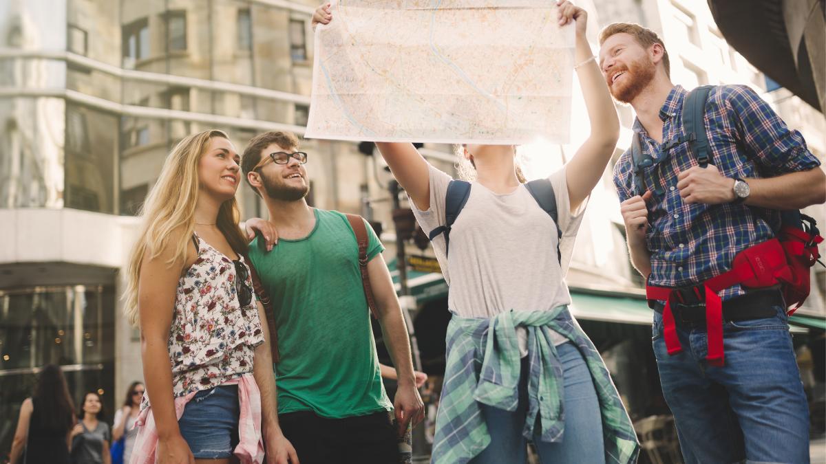 ¿Cómo ser un guía de turistas?