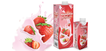Hollandia Yoghurt Fruit Drink Strawberry Flavour