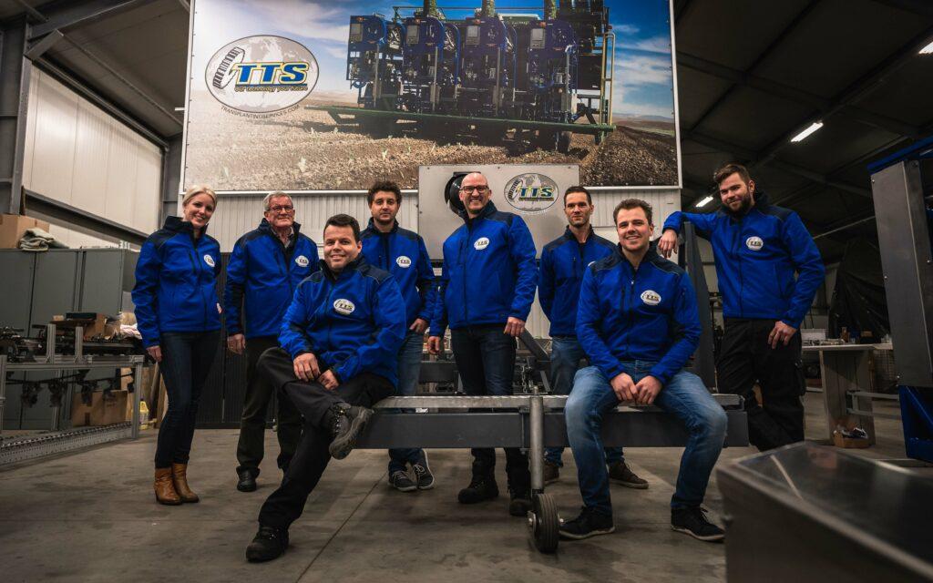 team transplanting services