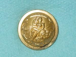 Pattern #00134 – CALIFORNIA State Seal  EUREKA  (staff)