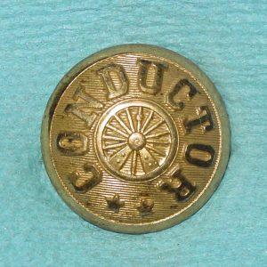 Pattern #02622 – Conductor w/ wheel
