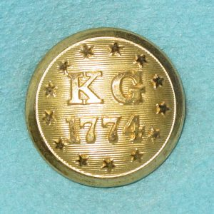 Pattern #03711 – KENTISH GUARDS  K G 1774 (Domed)