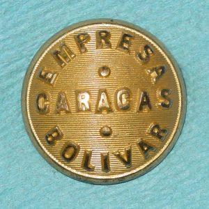 Pattern #03899 – EMPRESA BOLIVAR CARACAS