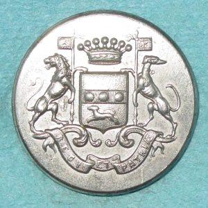 Pattern #06011 – Crest w/  Lion & DOG