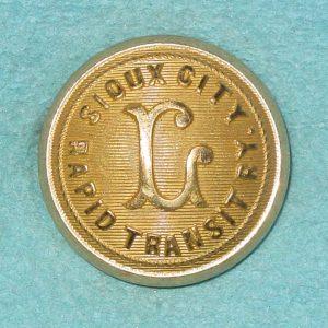 Pattern #06095 – SIOUX CITY RAPID TRANSIT RY.