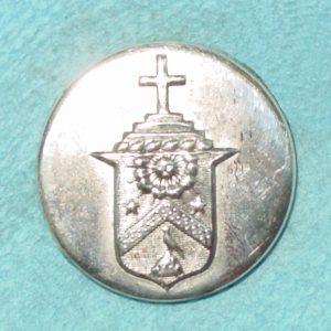 Pattern #08227 – Crest w/ Cross