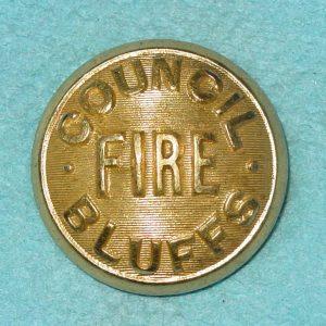 Pattern #08309 – COUNCIL BLUFFS FIRE