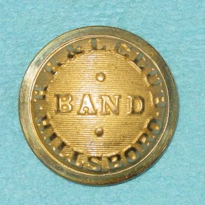 Pattern #08571 – H.R.& L. CLUB  HILLSBORO Band  (staff)