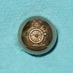 Pattern #08699 – CANADA ARTILLERY  (Crown & Cannon)  (BALL Button)