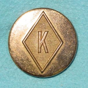 Pattern #10634 – Letter K in Diamond