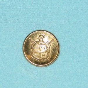 Pattern #13268 – DM in Shield (De Molay)