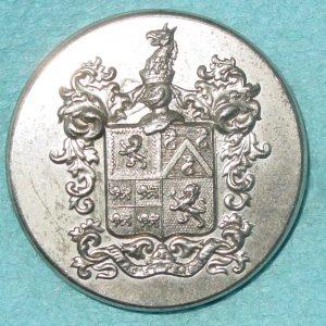 Pattern #04693 – Crest w/ Lions & Dragon Head