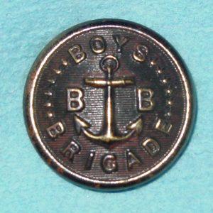Pattern #11190 – BOYS BRIGADE w/ Anchor