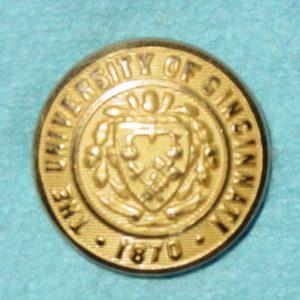 Pattern #14142 – Cincinnati, The University of 1870